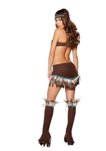 Cherokee Sweetheart Native American Woman Halloween Costume