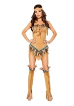 Native American Woman Halloween Costume
