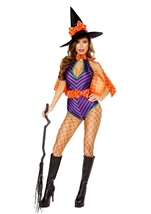 Sweet Witch Woman Costume