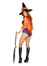 Adult Sweet Witch Woman Costume