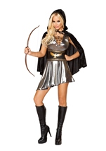 Huntress Woman Costume