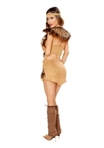 Adult Cherokee Inspired Hottie Woman Costume