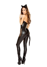 Adult Naughty Kitty Woman Costume