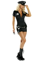 Stop Traffic Cop Women Police Costume
