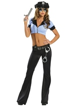 Dream Police Women Halloween Costume