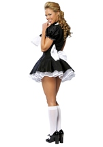 Adult French Maid Womens Costume