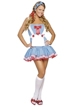 Adult Midwest Babe Womens Costume