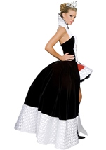 Enchanting Queen of Hearts Woman Halloween Costume
