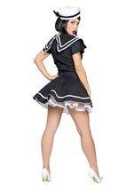 Adult Pinup Captain Women Sailor Costume