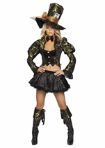 Tea Party Tease Woman Deluxe Halloween Costume