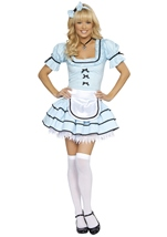 Looking Glass Alice Womens Costume
