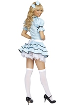 Looking Glass Alice Womens Halloween Costume