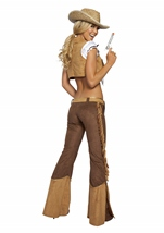 Wild West Sheriff Women Halloween Costume