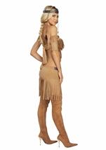 Cherokee Warrior Women Halloween Costume