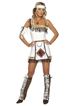 Native American Indian Chief Women Costume