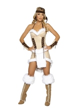 Native American Indian Maiden Women Costume