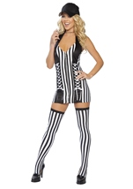 Foul Play Womens Costume