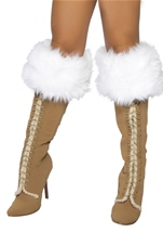 Deluxe Fur Boot Cuffs