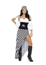 Pirate Lass Women Costume