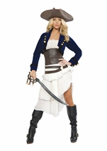 Colonial Pirate Deluxe Woman Costume