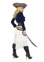 Adult Colonial Pirate Deluxe Woman Costume