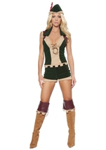 Sherwood Robyn Woman Costume