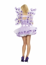 Adult Lavender Fairy Womens Costume