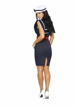 Adult Captains Choice Women Sailor Costume