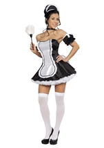 At Your Service Womens Costume