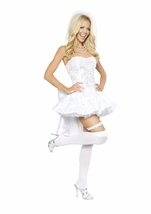 Fantasy Bride Woman Costume