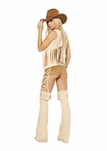 Easy Rider Sexy Cowgirl Halloween Costume