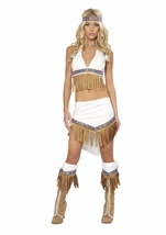 The Wolf Hunter Women Costume