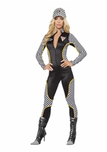 Wanna Race Women Costume