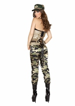Adult Sensual Soldier Women Costume