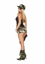 Army Babe Women Halloween Costume