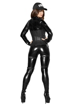 Adult Bulletproof Swat Babe Women Costume