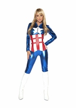 Adult Sexy Super Hero Woman Costume