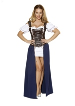 Serving Wench Woman Costume