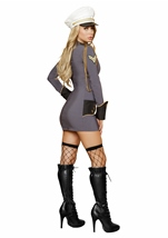 Adult Military Officer Woman Costume