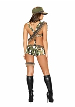 Seductive Soldier Women Army Halloween Costume