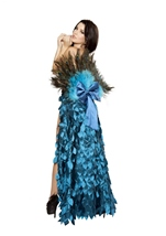Adult Deluxe Pretty Peacock Women Costume
