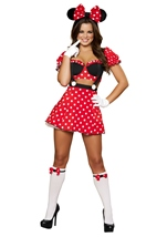 Mousey Mistress Women Animal Costume