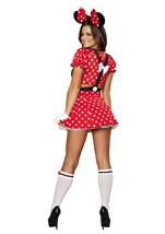 Adult Mousey Mistress Women Animal Costume