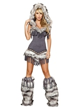Native  American Temptress Women Costume