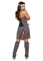 Adult Indian Hottie Woman Deluxe Native American Costume