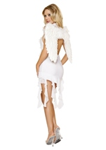 Adult Angelic Maiden Women Sexy Angel Costume
