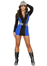 Driving Diva Womens Costume
