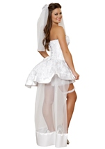 Beautiful Bride Woman Halloween Costume