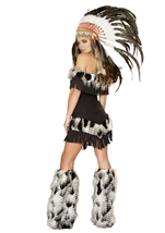 Adult Native American Cherokee Princess Costume