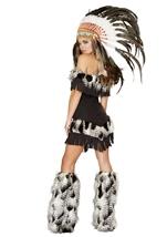 Adult Native American Indian Women Cherokee Princess Costume
